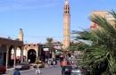 03 2014 tozeur place ibn chabbat et minaret