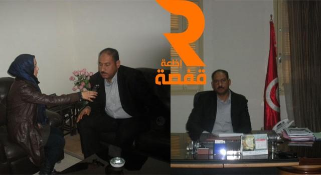 محمد منذر الساعي المدير الجهوي للتجهيز بقبلي27-11-2014