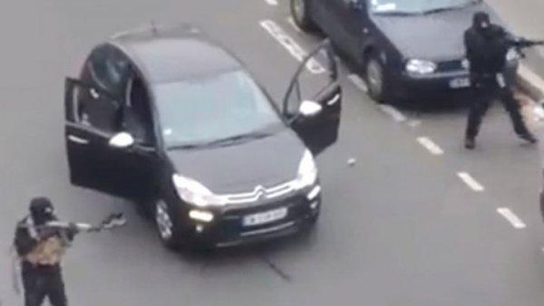 الهجوم على صحيفة شارلي إيبدو 07-01-2015