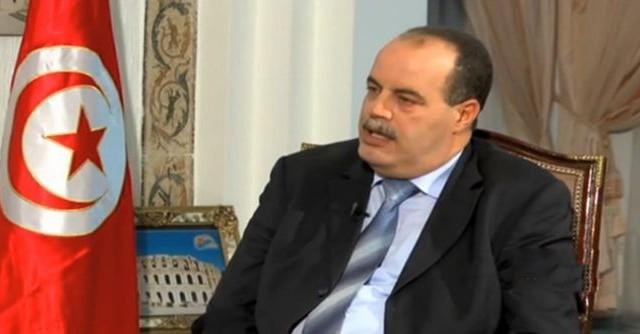ناجم الغرسلي وزير الداخلية