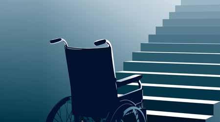 BN3296handicape-escalier