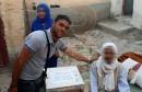 المتلوّي_توزيع مساعدات_رمضان19-06-2015