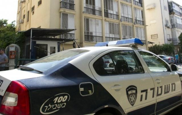 police-israel-m