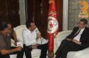 رئيس الحكومة الحبيب الصيد في حوار خاص مع إذاعة قفصة