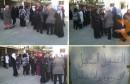 اعتصام نساء بالرديف
