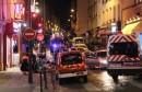صورة من موقع الهجوم على مطعم في باريس13-11-2015