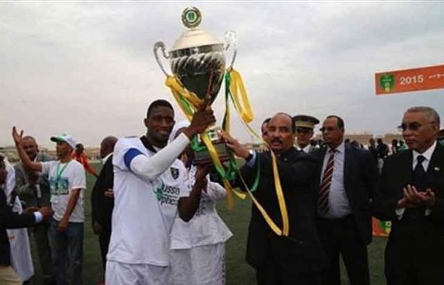 كأس السوبر الموريطاني2015