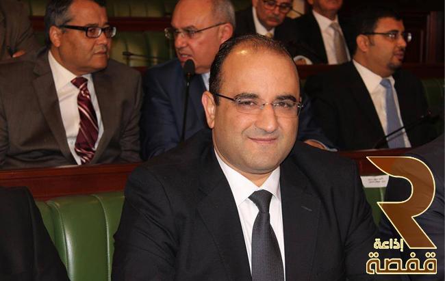 أنيس غديرة وزير النقل