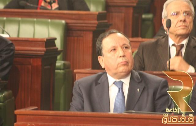 خميس الجهيناوي وزير الخارجية