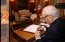 رئيس الجمهورية يختم القانون الأساسي المتعلّق بالمجلس الأعلى للقضاء