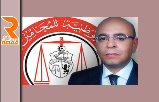 محمد الفاضل محفوظ_عميد المحامين