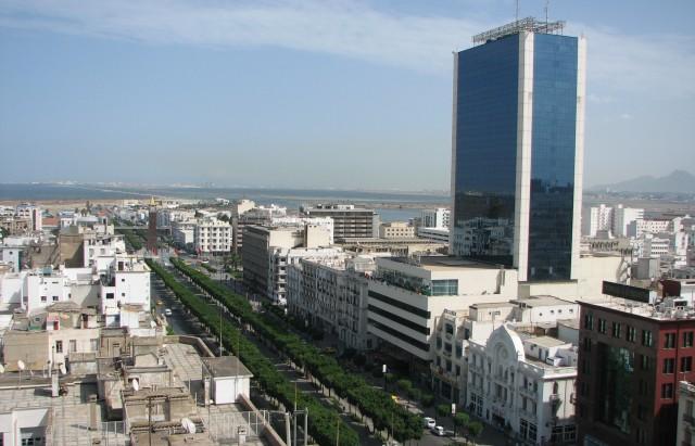 Ave_Habib_Bourguiba,_Tunis