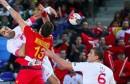 كرة يد تونس مقدونيا