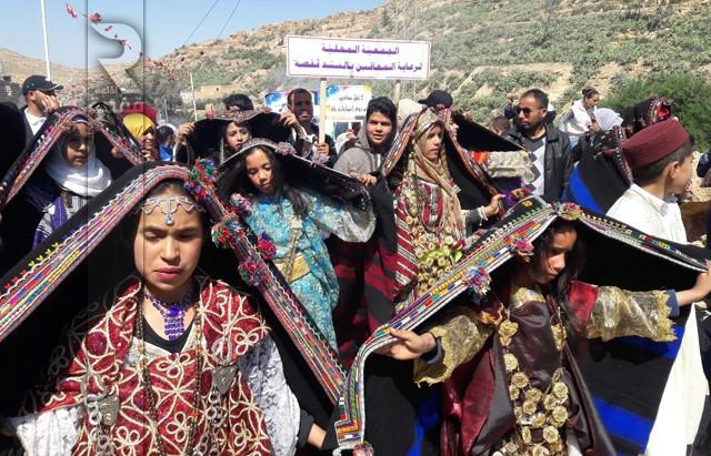 مهرجان المغاور الجبلية 2
