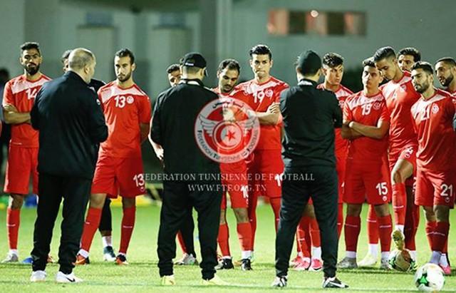 المنتخب الوطني التونسي_تحضيرات_مصر_تصفيات_كان 2019_05-06-2017