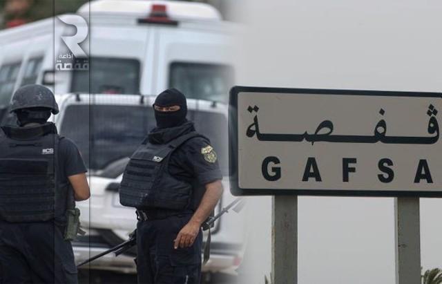 قفصة امن شرطة