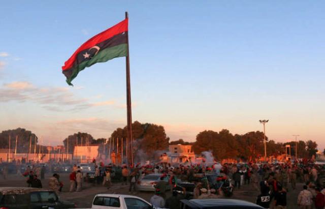 هجوم ليبيا