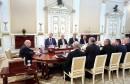 اجتماع مجلس الامن القومي