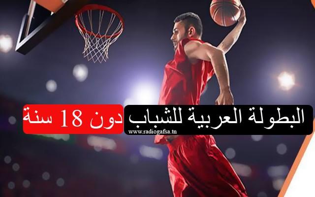 البطولة العربية للشباب كرة سلة