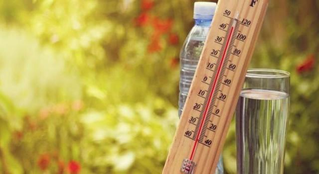 الحرارة