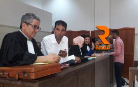 المحكمة الابتدائية بسيدي بوزيد