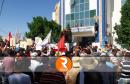 وقفة احتجاجية لاهالي منطقة ماجورة