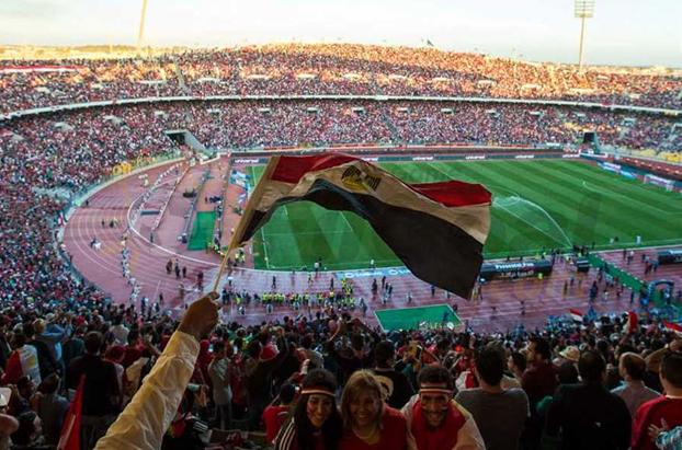 ملاعب مصر