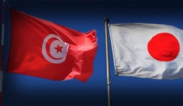 اليابان و تونس