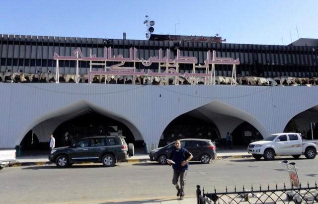 مطار طرابلس