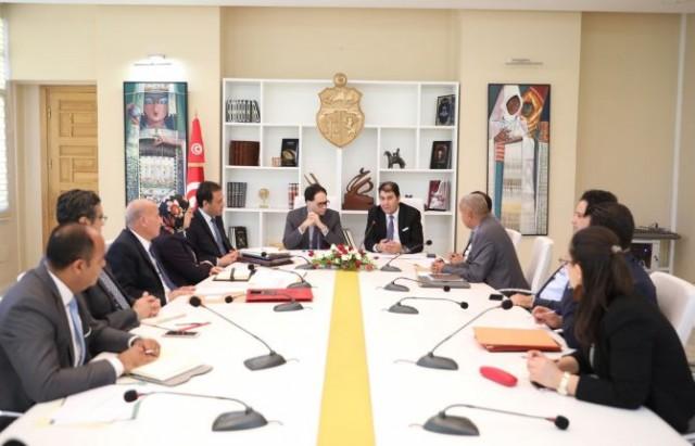 وزير ثقافة و القطاع في توزر