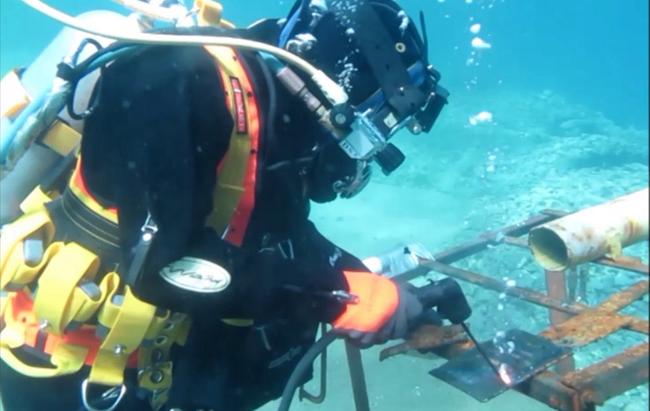 13-01-2020اختصاص اللحام تحت الماء