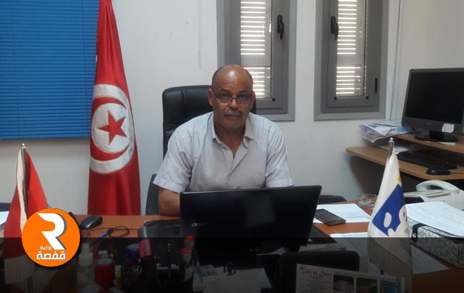 مدير المعهد عثمان جدي iset tozeur 25522525