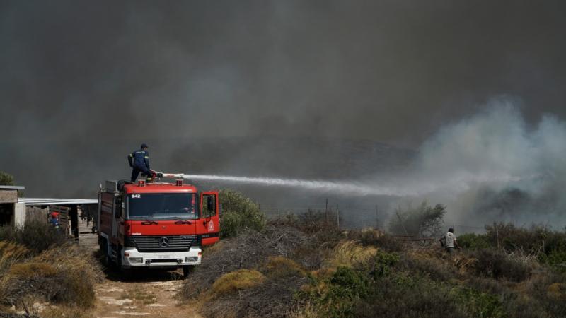 حريق جبل صباح بعمدون787996363