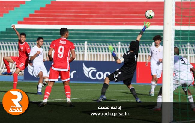 فوز المنتخب التونسي على نظيره الليبي 2 مقابل 1
