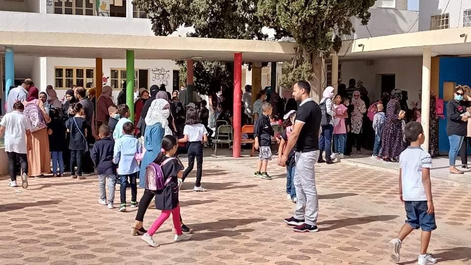 عودة مدرسية القصرين 22