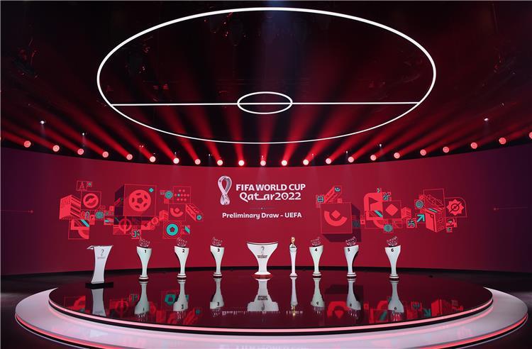 قرعة تصفيات كأس العالم قطر 2022 للقارة الأوروبية