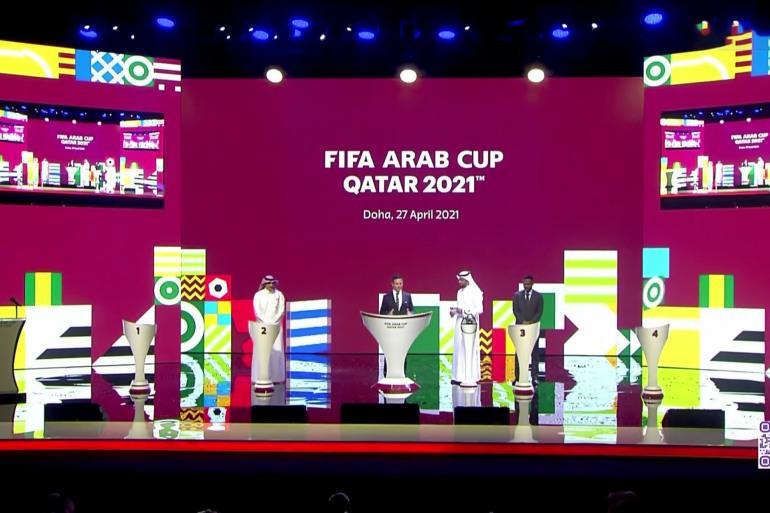 كأس العرب فيفا قطر 2021،